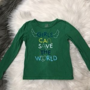 Girls old navy T-shirt